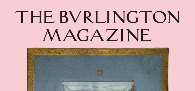 Sharon Takada's review in Burlington Magazine